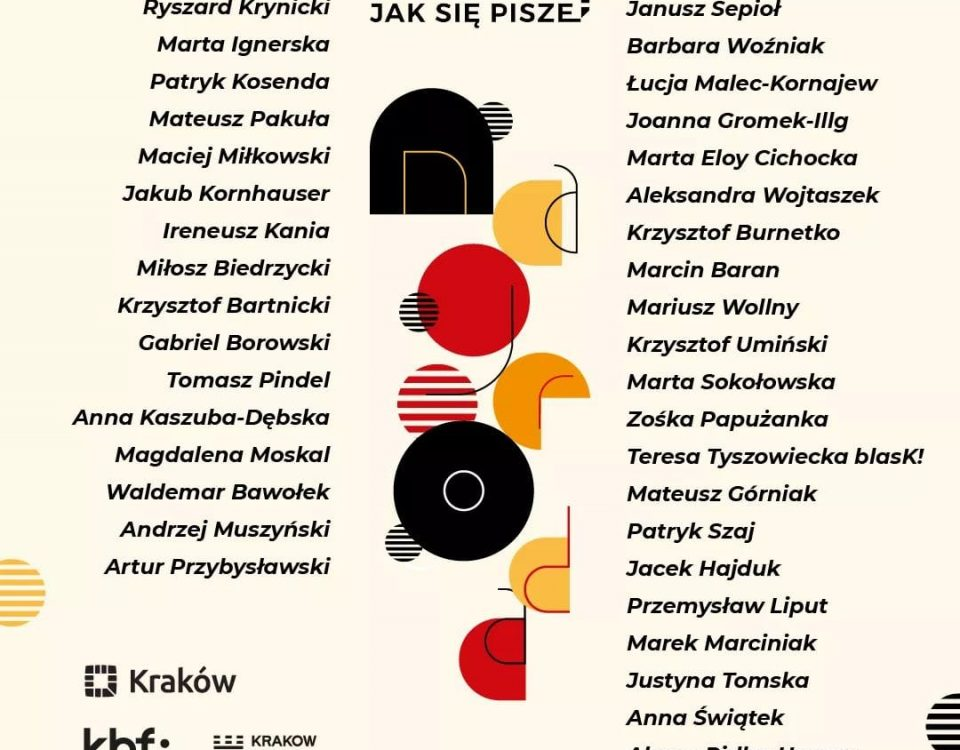 Nagroda Kraków Miasto Literatury UNESCO